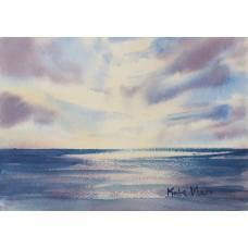 Dramatic light over the sea 1