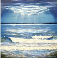 Dramatic light over the Sea 6