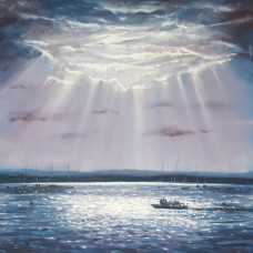 Dramatic light at Poole Harbour 4