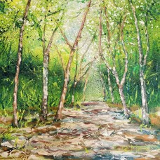 Pathway in the New Forest 2